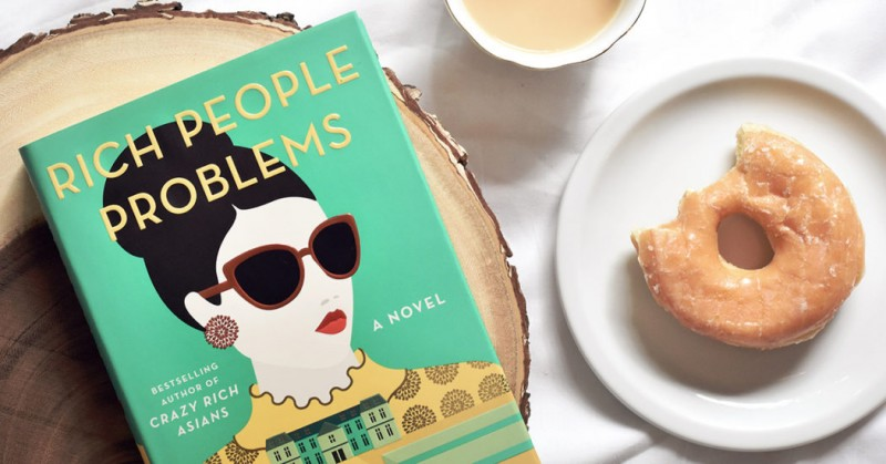 Rich People Problems: A Novel By Kevin Kwan (Crazy Rich Asians Trilogy)