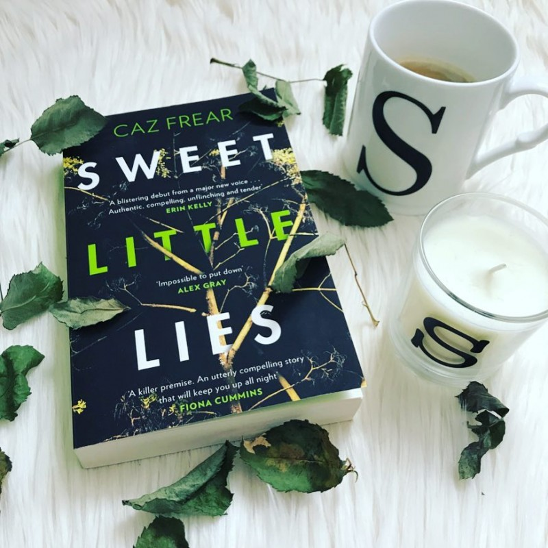 Sweet Little Lies A Novel By Caz Frear
