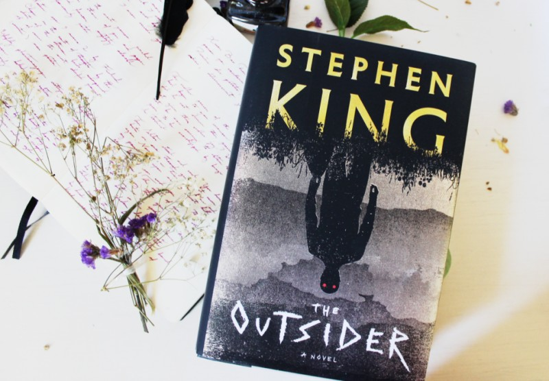 The Outsider A Novel By Stephen King