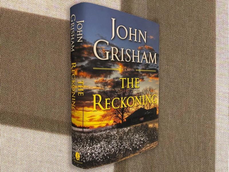 The Reckoning A Novel By John Grisham