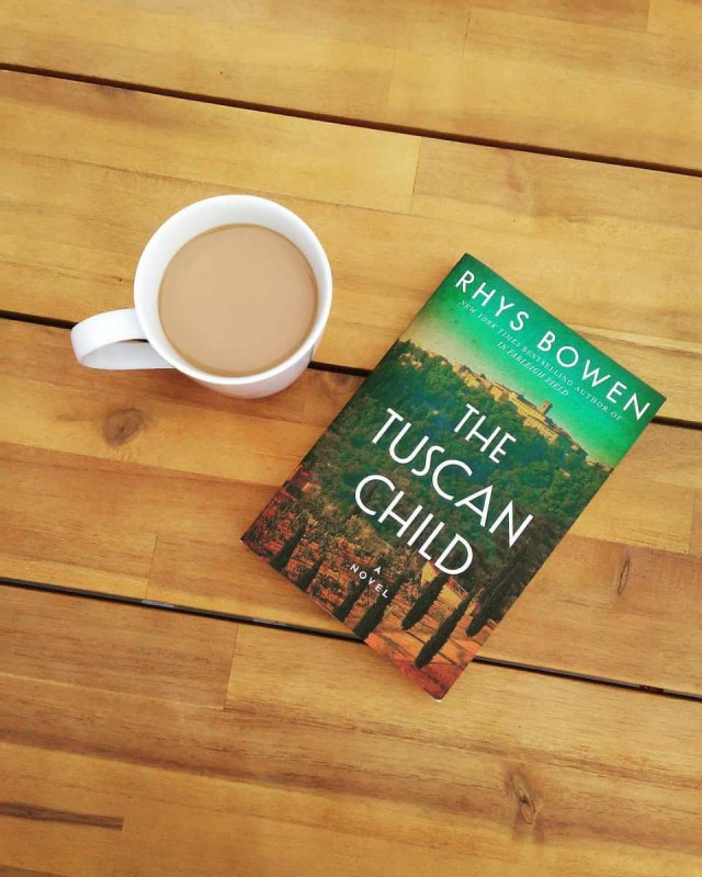 The Tuscan Child By Rhys Bowen