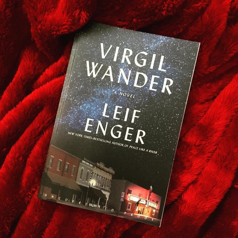 Virgil Wander A Novel By Leif Enger