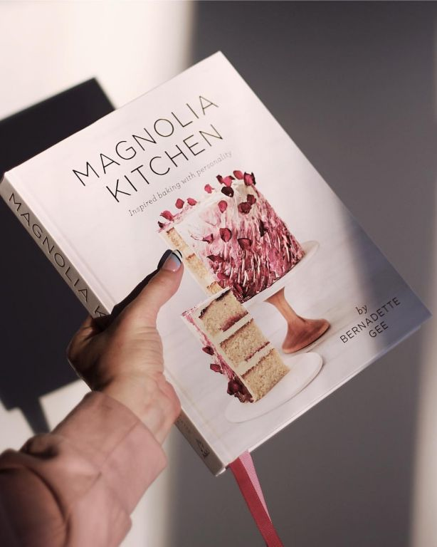 Magnolia Kitchen - Inspired Baking with Personality By Bernadette Gee