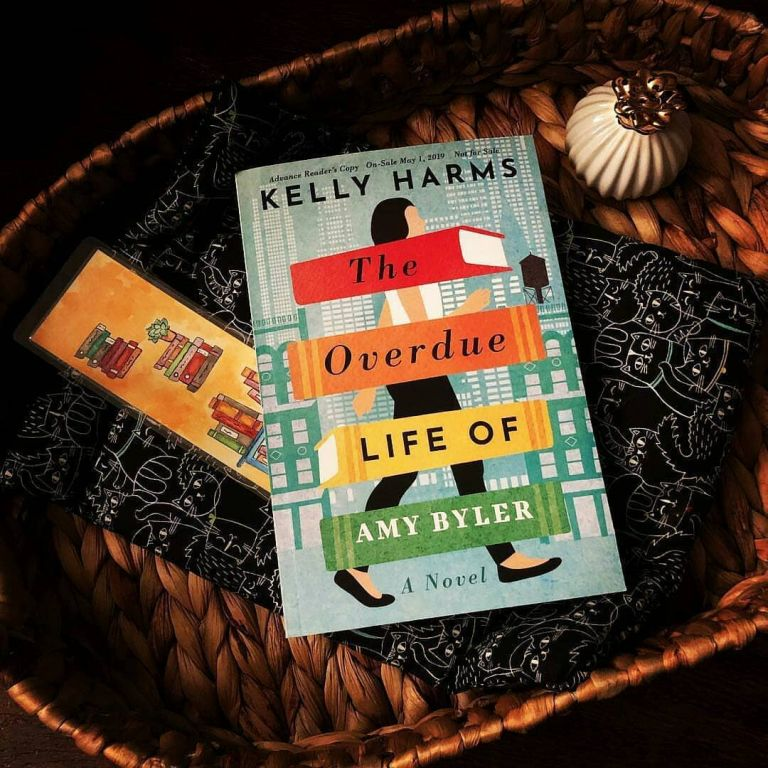The Overdue Life Of Amy Byler By Kelly Harms, A Novel