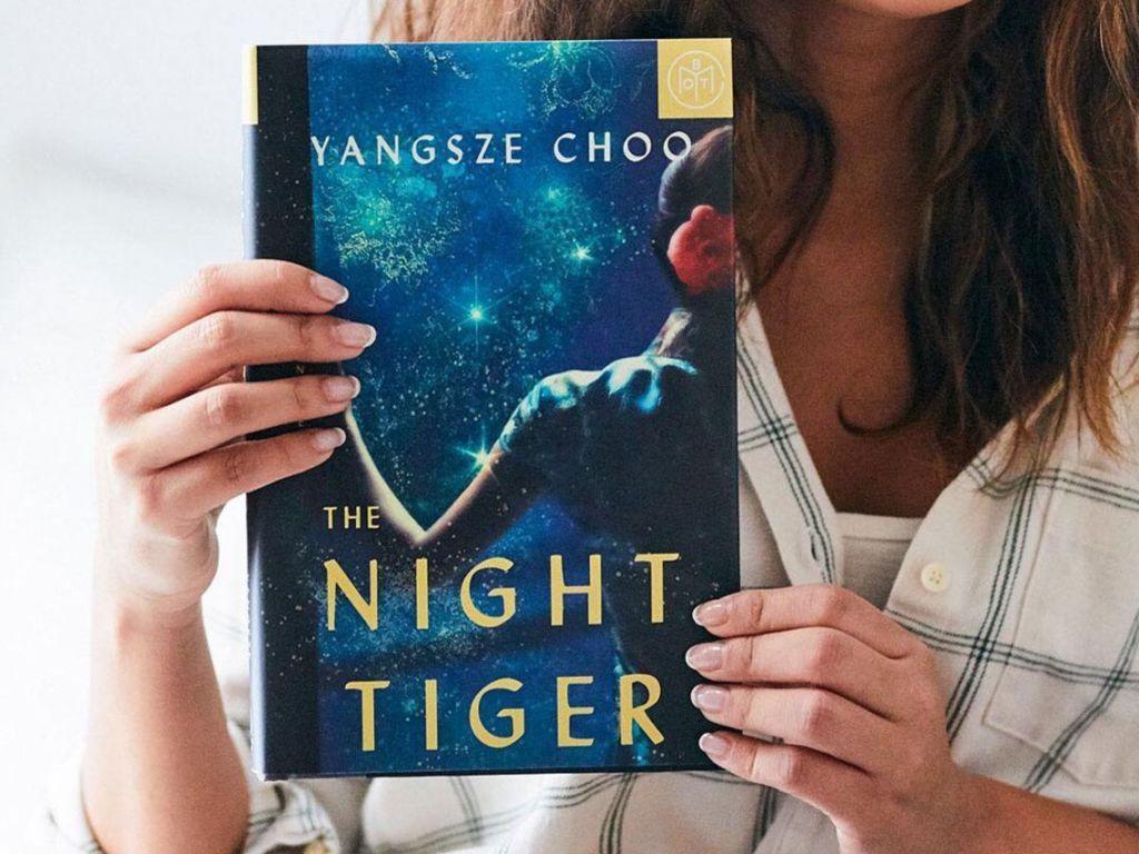 The Night Tiger A Novel By Yangsze Choo